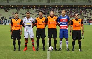Fortaleza 1x0 Guarani de Juazeiro - 18/01/2017 - Cearense Série A e Taça dos Campeões