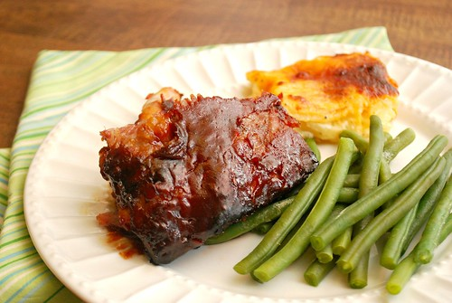 Instant Pot: Whiskey Baby Back Ribs