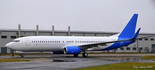 G-JZHT : Boeing 737-8MG(WL) : Jet2 Holidays.