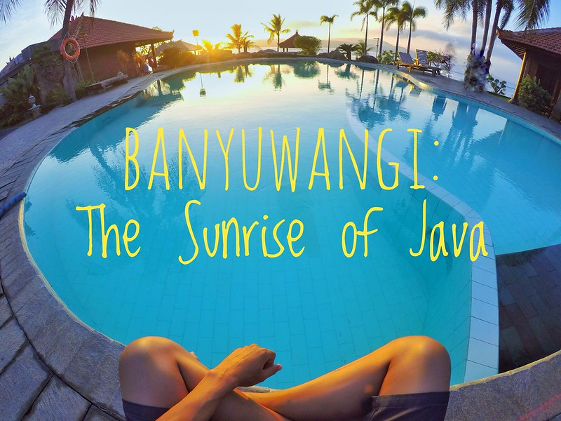 Banyuwangi the sunrise of java