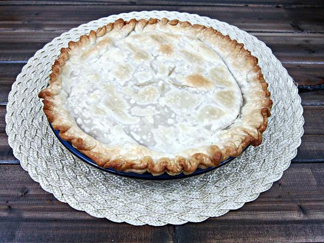 Venison Pot Pie Angle