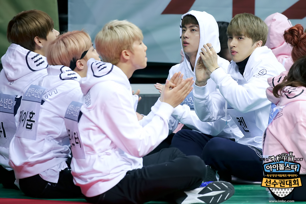 Picture Bts At 2017 Idol Star Athletics Championships Part 4