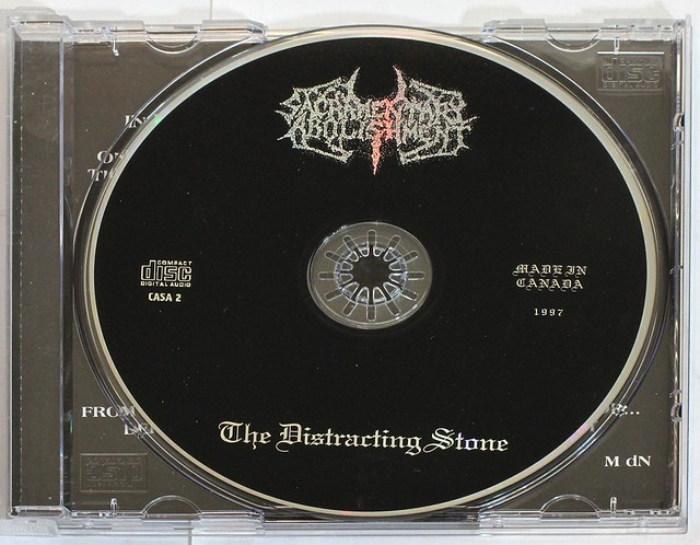 SACRAMENTARY ABOLISHMENT - THE DISTRACTING STONE (CD)