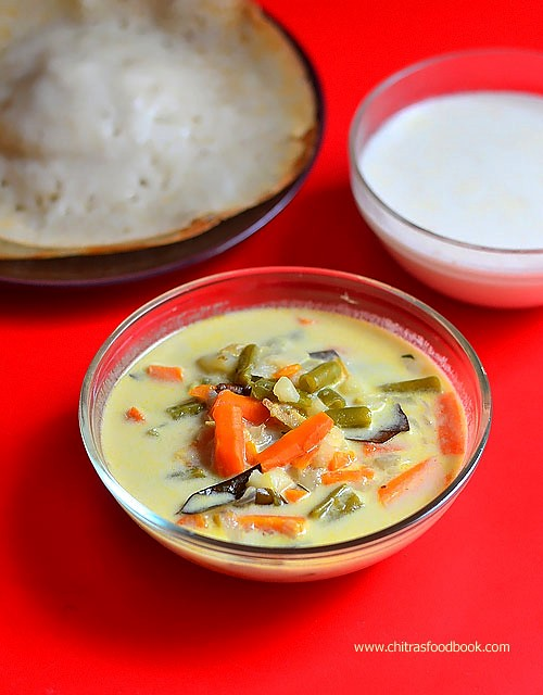 Kerala Vegetable stew recipe
