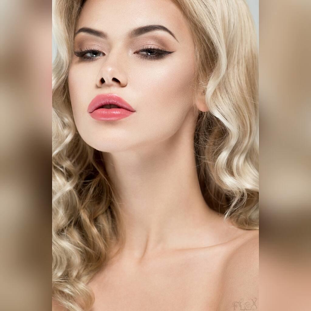 f4dabc8d55 Model: @crystalvikky #MUA: @dashakuzmina #Hair: @tineyiri… | Flickr