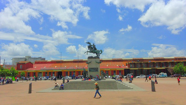 Plaza Barrios