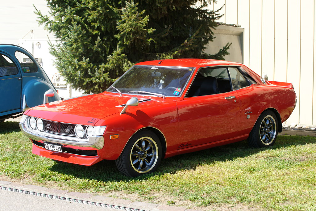 Toyota Celica 30.8.2015 2809 | Toyota Japan Classic Cars in … | Flickr