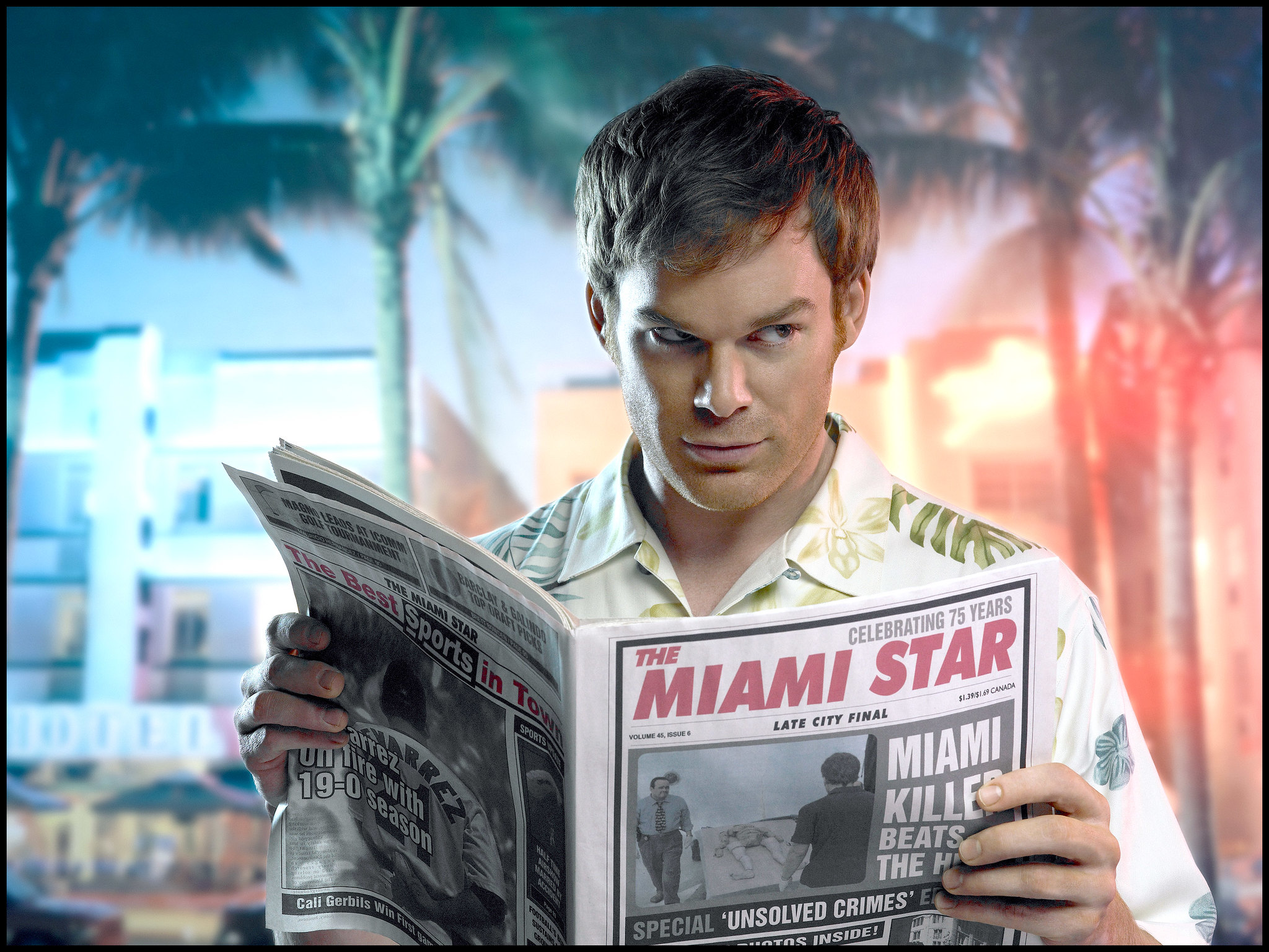 Goodbye, Dexter Morgan