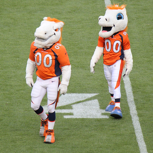 Broncos Mascots | by Jeffrey Beall