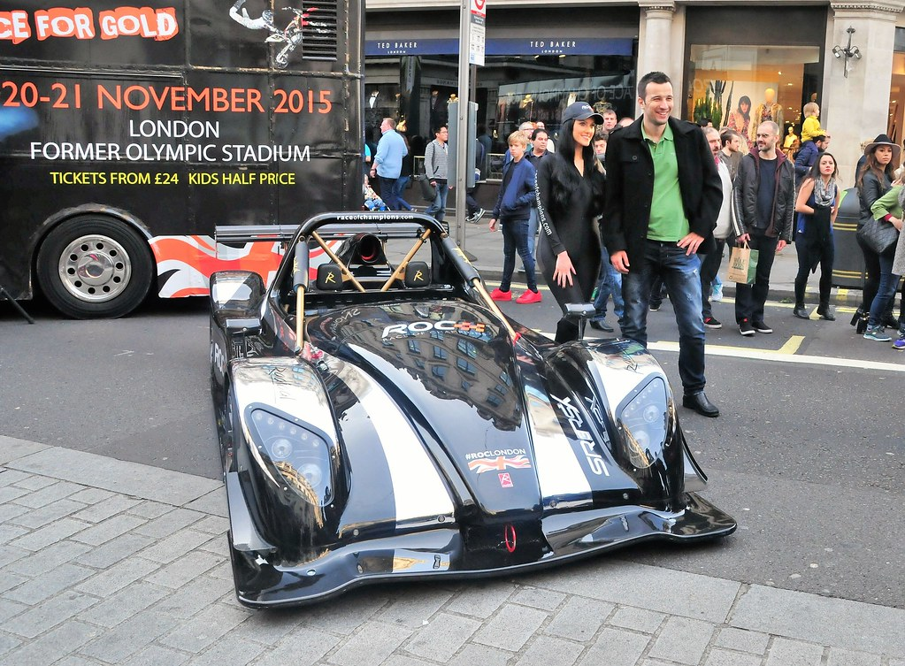 Race Of Champions ROC Radical SR3 RSX Race Car | Regent Stre… | Flickr