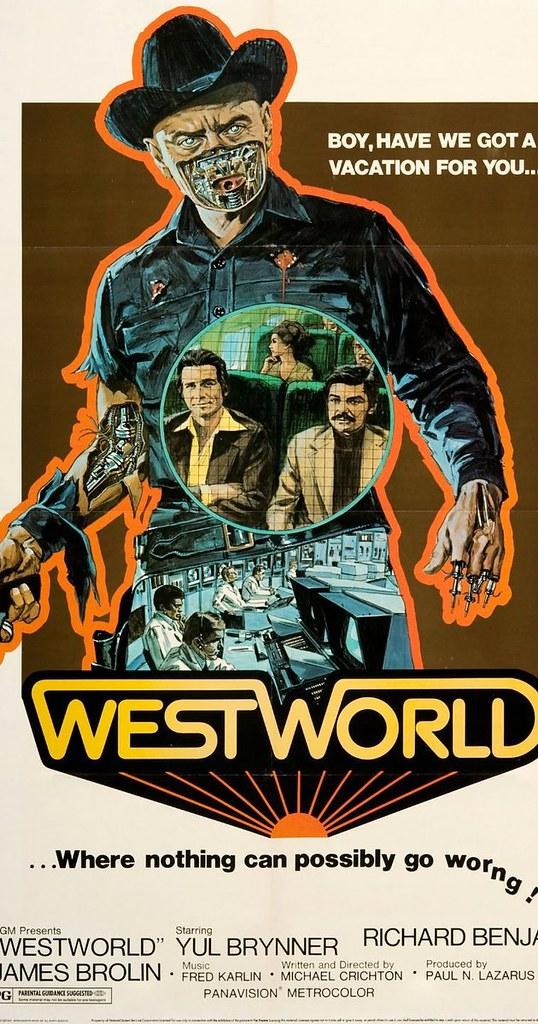 Westworld - 1973 - Poster 1