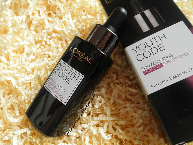 Loreal Youth Code  Ferment Pre Essence Review Skin Activating