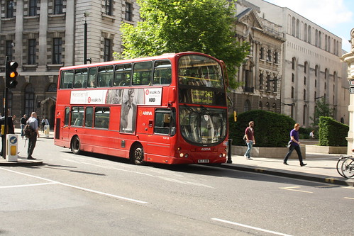 Arriva London North VLW88 WLT888