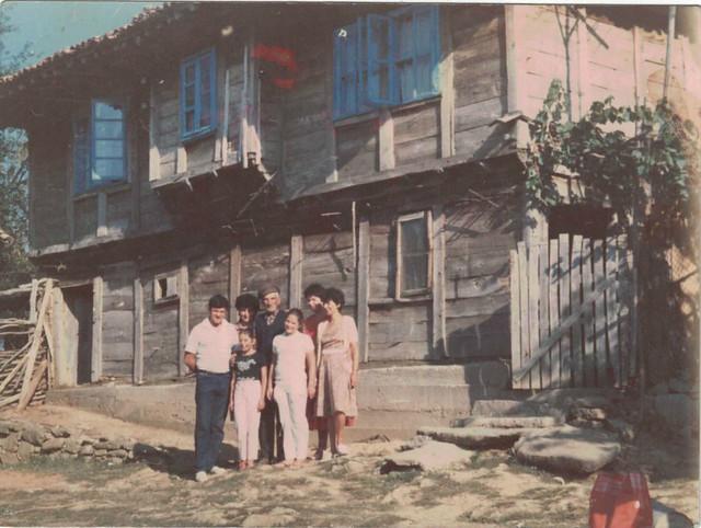 Krisi's house near Veliko Tarnovo