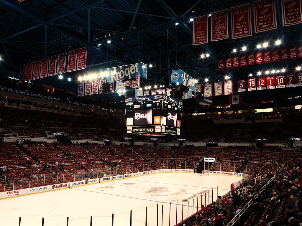 Image result for new red wings stadium