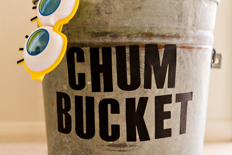 diy chum bucket