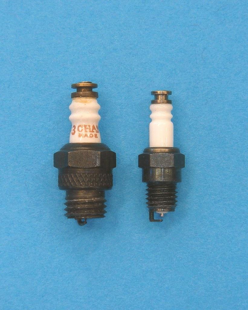 Champion V3 and Rimfire Z3 Miniature Spark Plugs | Champion … | Flickr