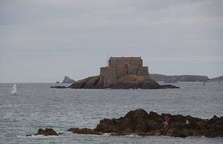 107 Saint Malo  Fort du Petit Be