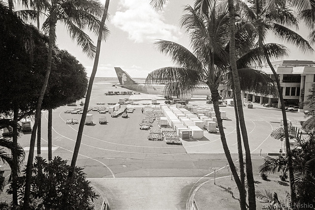 Hawaiian Airlines' place
