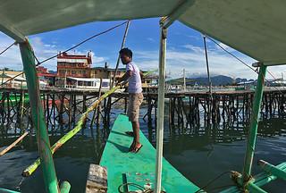 Coron - Balinsasayaw Resort boat service
