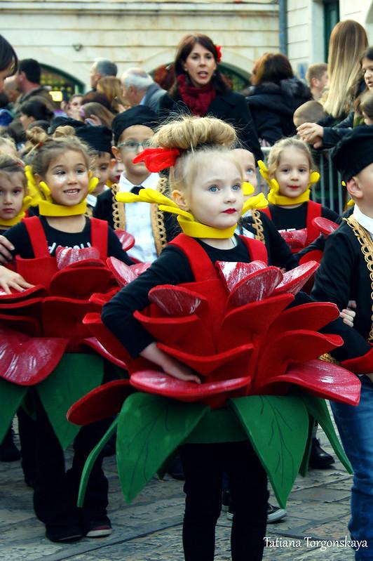 Первая карнавальная группа