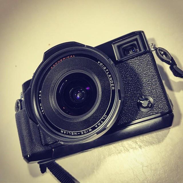 Voigtlander 12mm f5.6 II Fujifilm Xpro1 試鏡