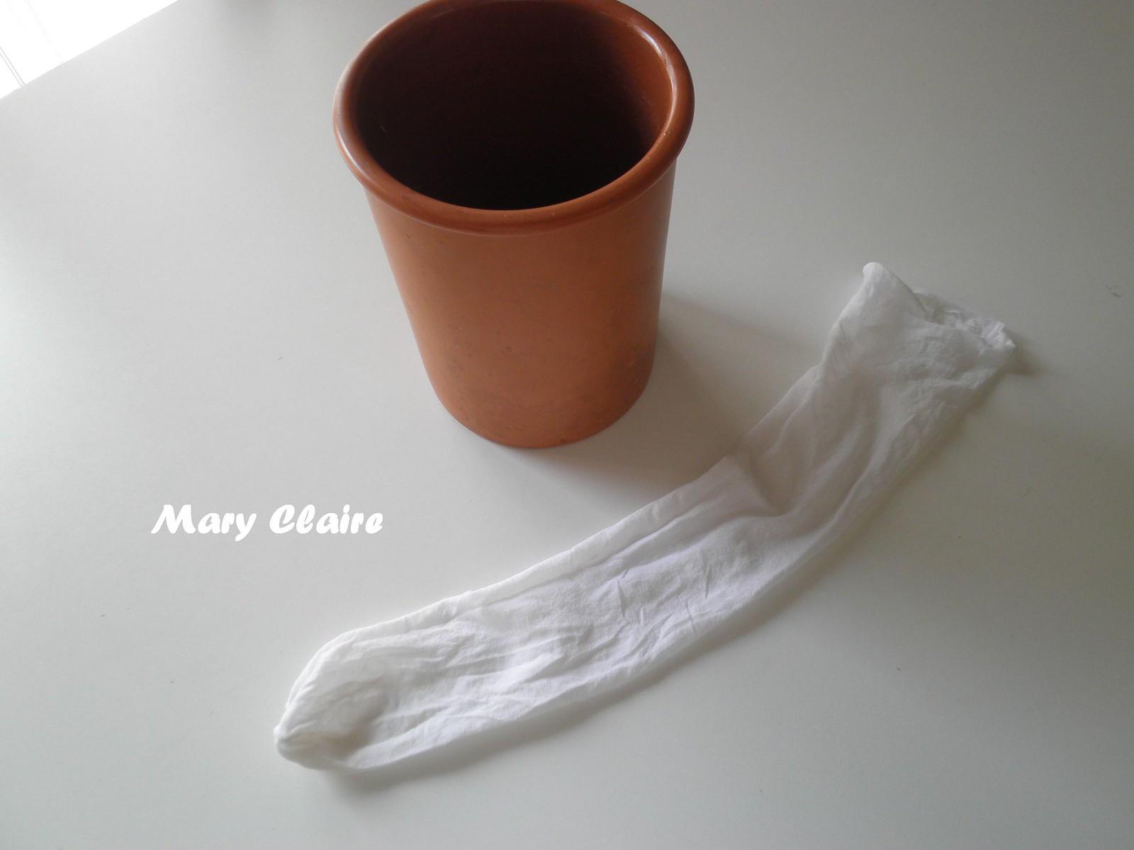 materiali vaso con Cravatta