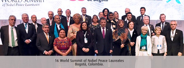 Nobel Laureates Summit 2017