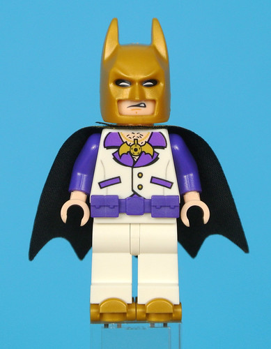 Lego 30607 The BATMAN Movie DISCO BATMAN TEARS OF BATMAN Promo Figure Polyba