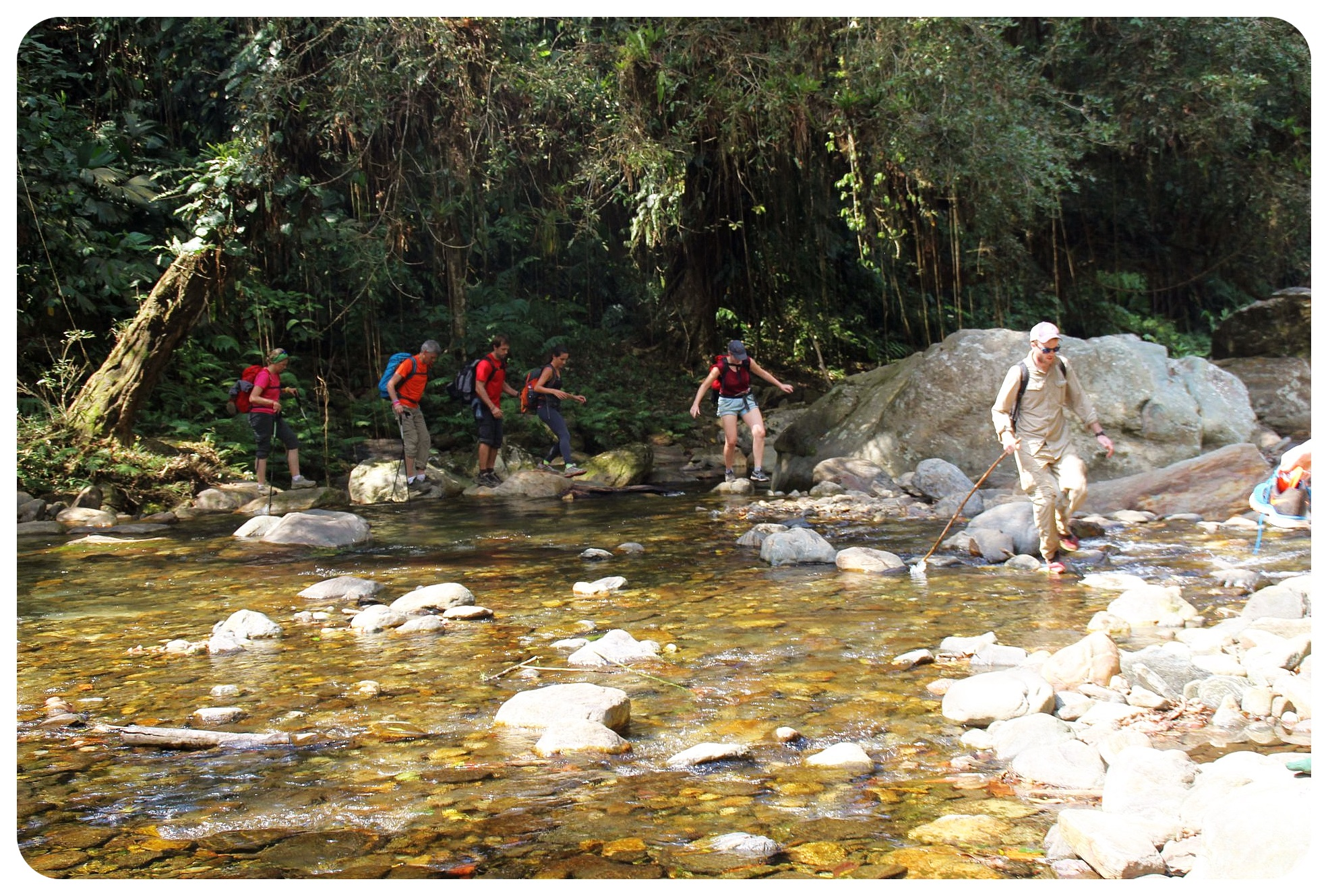 lost city trek river crossing1