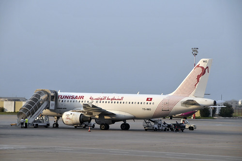 Tunisian Flight Company Cancels Flights