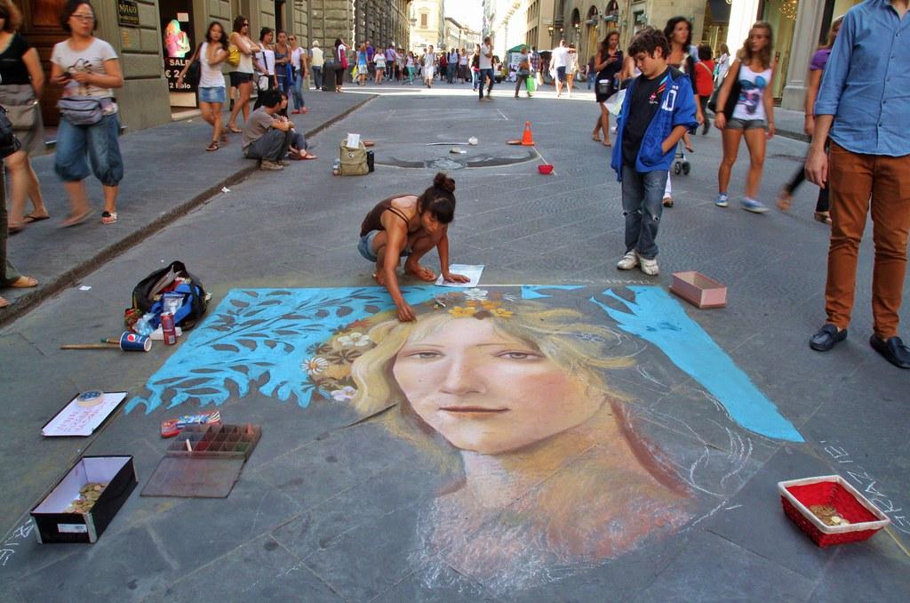 Street Art, Firenze