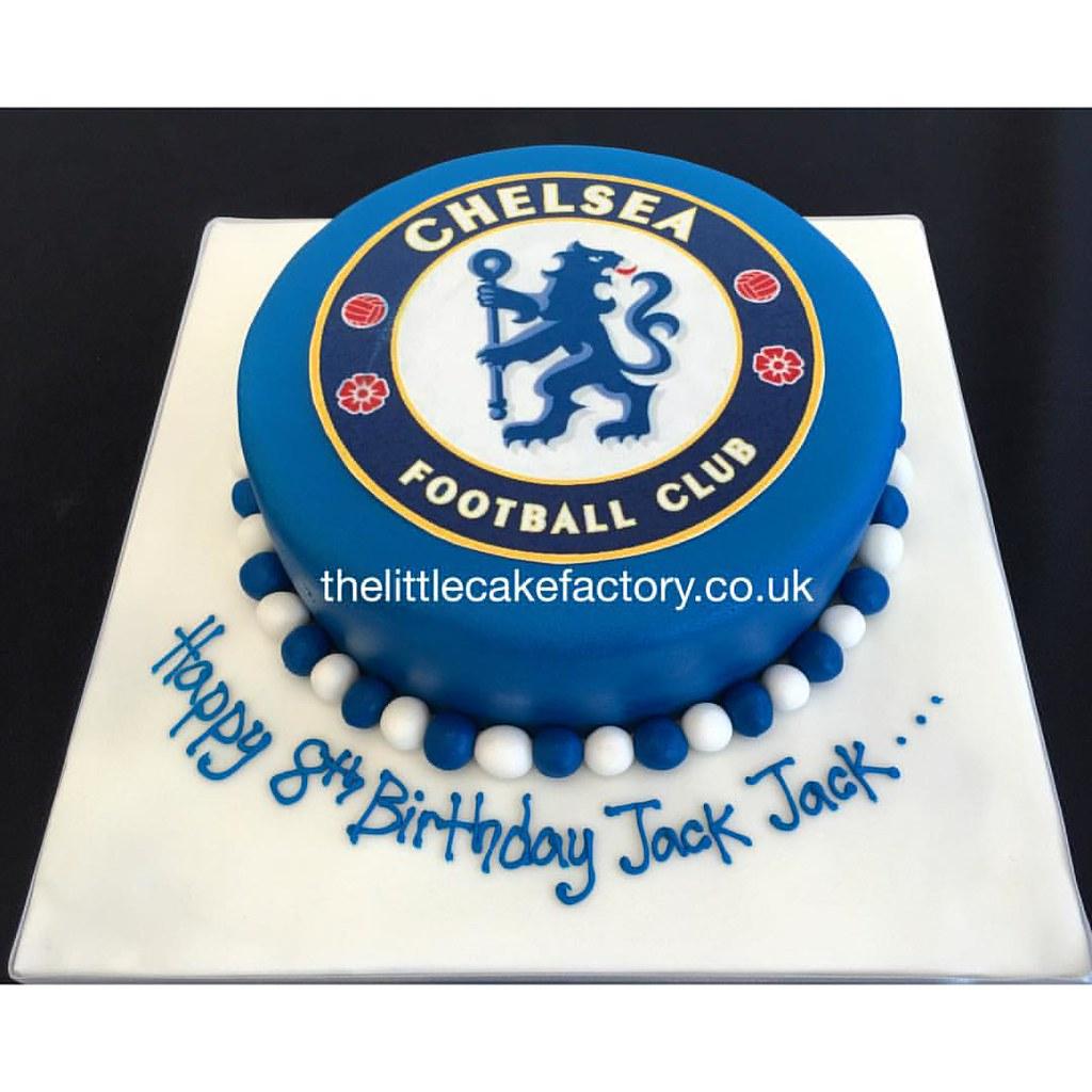 Chelsea Football Cake Chelsea Chelseafc Stamfordbridge