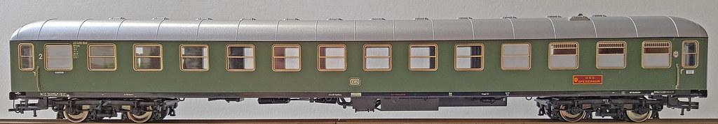 BR4ymg-52 Nr.  40 408 Hmb DB Ep. IIIb aus Roco 45920