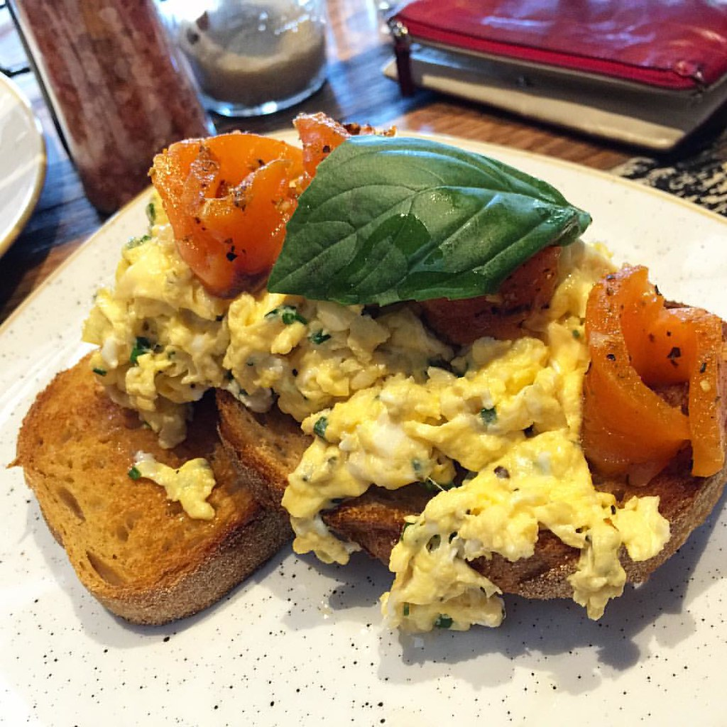 Image result for eggs and salmon
