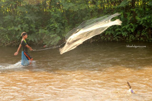Pai River Thailand