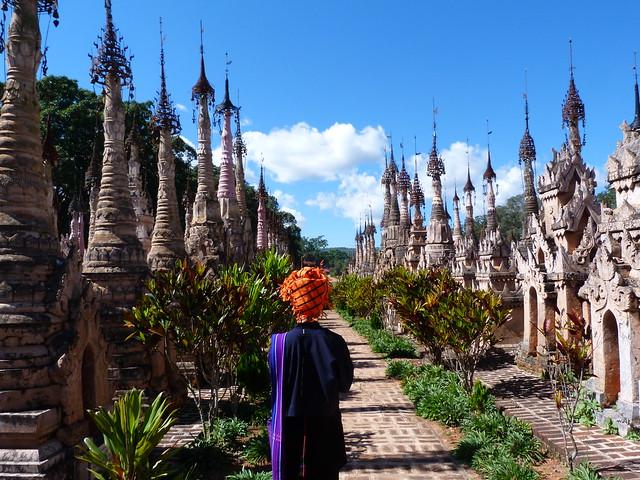 Pagoda de Kakku (Myanmar)