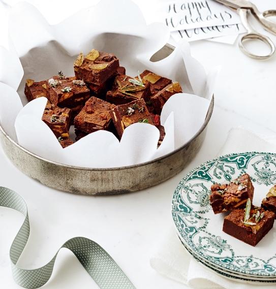 truffle squares