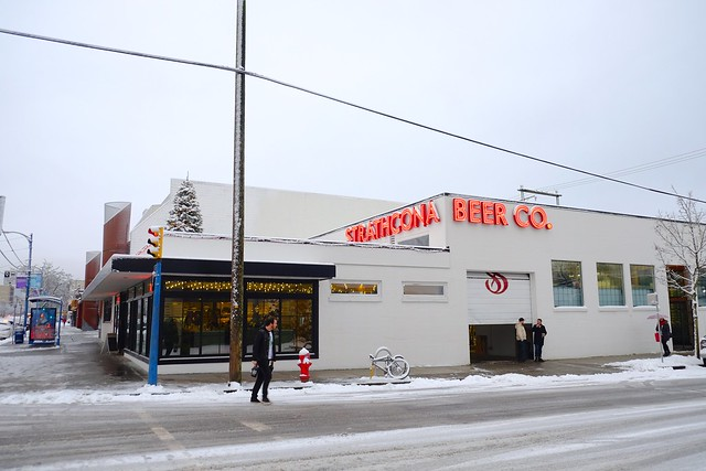 Strathcona Beer Company | East Hastings, Vancouver