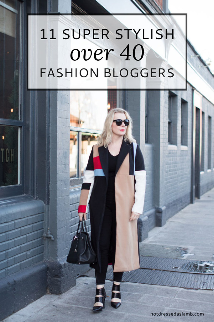11 More Over 40 Fashion Bloggers With Amazing Style Not