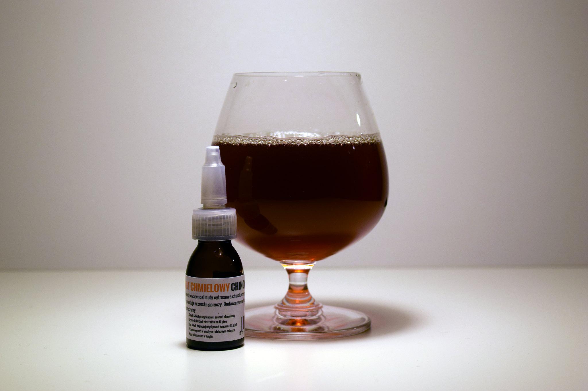 aromat chmielowy w piwie domowym