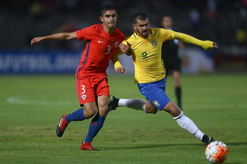 Brasil x Chile pelo Sul-Americano Sub-20