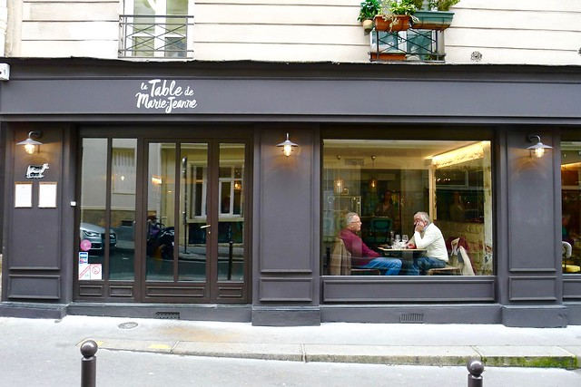 Restaurant la Table de Marie-Jeanne - Paris