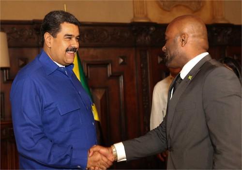 Venezuela Jamaica