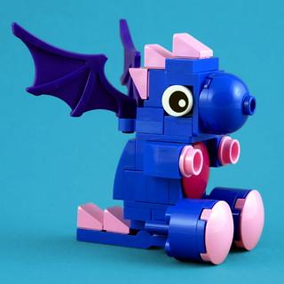 Cuddly Toys: Flying Dragon