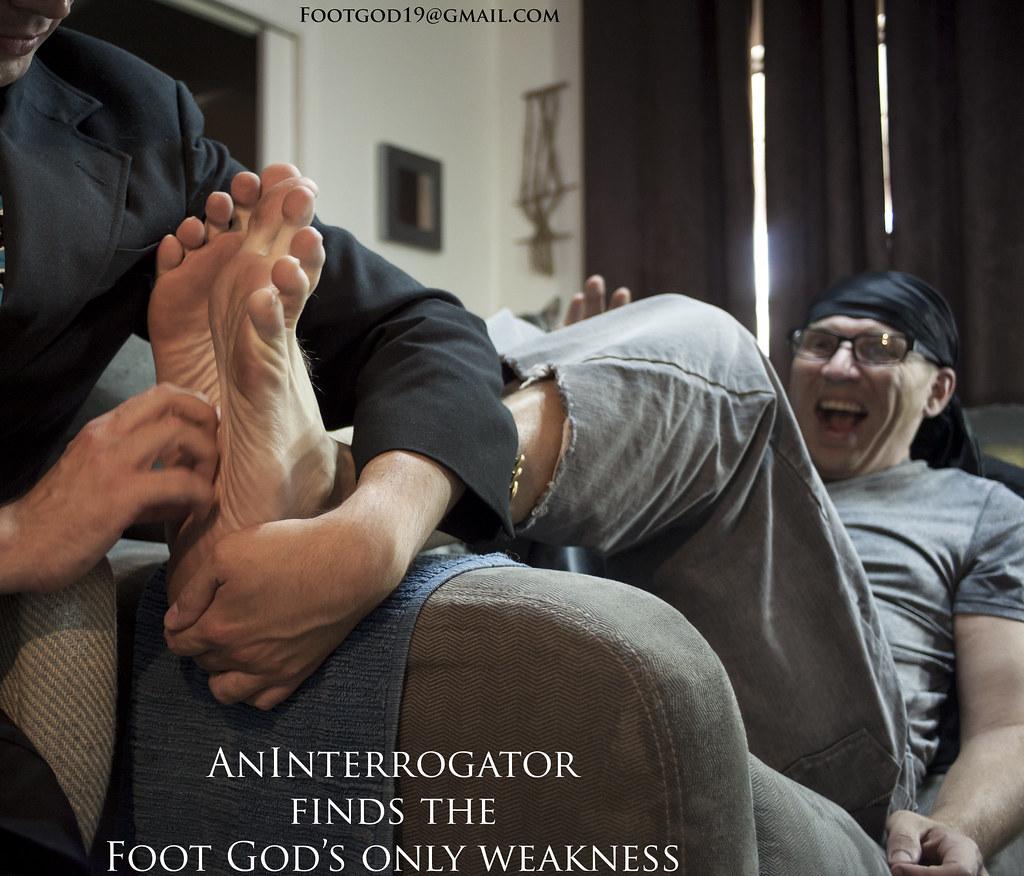 Old gay feet