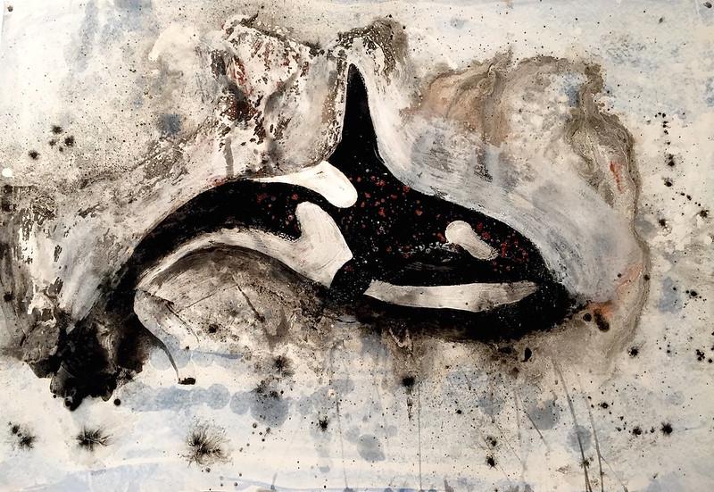 """Moby Dick """"Orca I"""" Esteban Ruiz"""