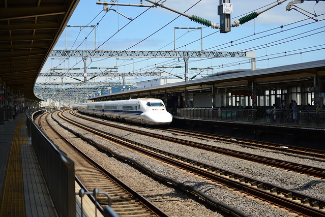 Trenes Shinkansen de Japón