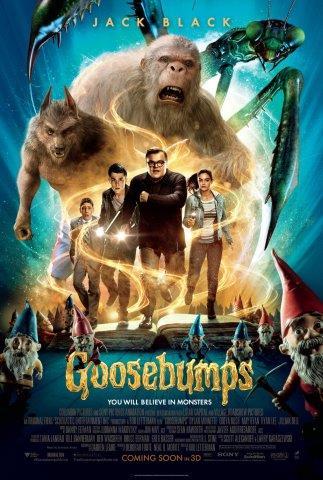 Canavarlar Firarda - Goosebumps