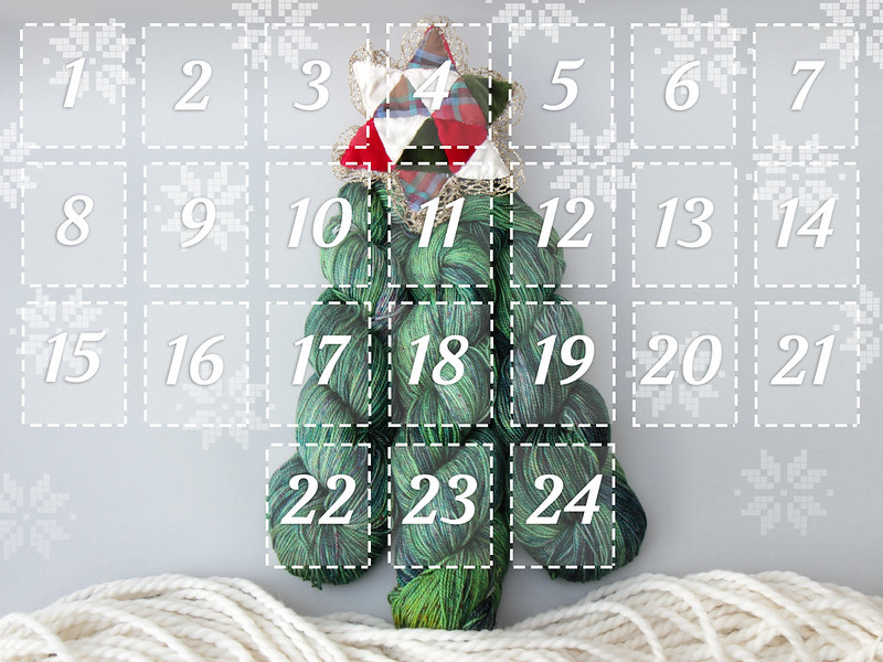 It's a Stitch Up advent calendar